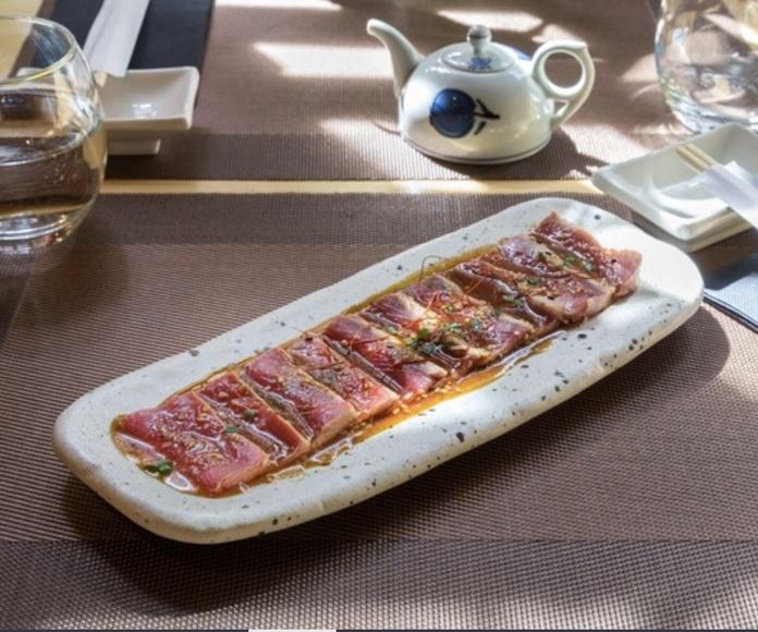Tartar: Especialidades de Restaurante Isami