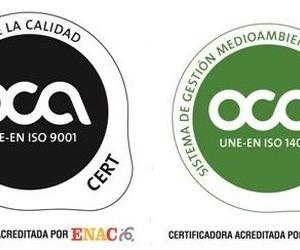 Política de Calidad, Medioambiente y Certificados ISO