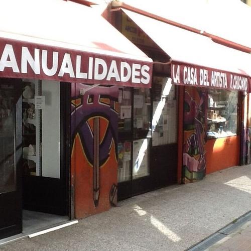 Material de Bellas Artes en Ciudad Lineal, Madrid | La casa del Artista P. Chicano