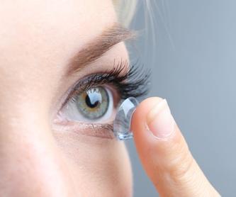 Optometría y lentes oftalmológicas: Servicios de Óptica y Centro Auditivo Nayco