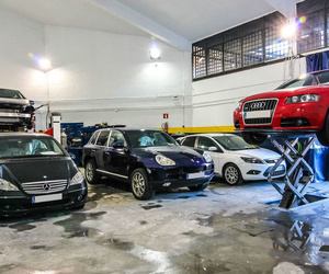 Galería de Talleres de automóviles en Madrid | Talleres Valrodri
