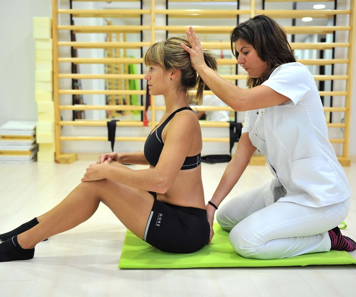Método Mézières: Centro de fisioterapia de Innova Fisio