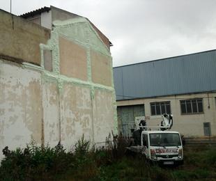Impermeabilidad de paredes