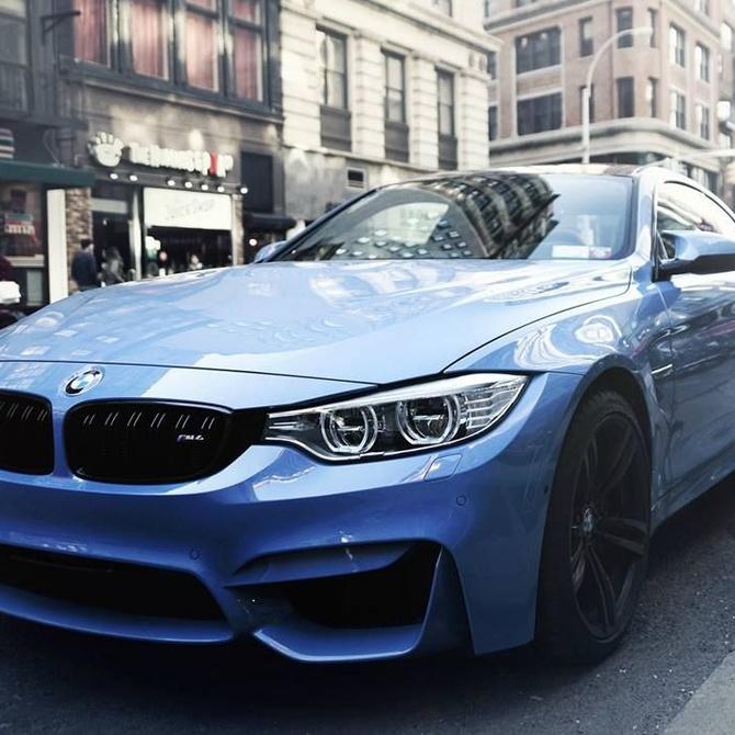 BMW te ayuda a aparcar