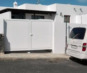 Carpintería metálica en Lanzarote