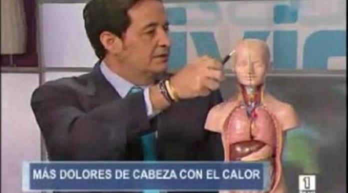 """Intervención del Dr. Láinez jueves 23 de Julio """"Las mañanas de la uno"""""""