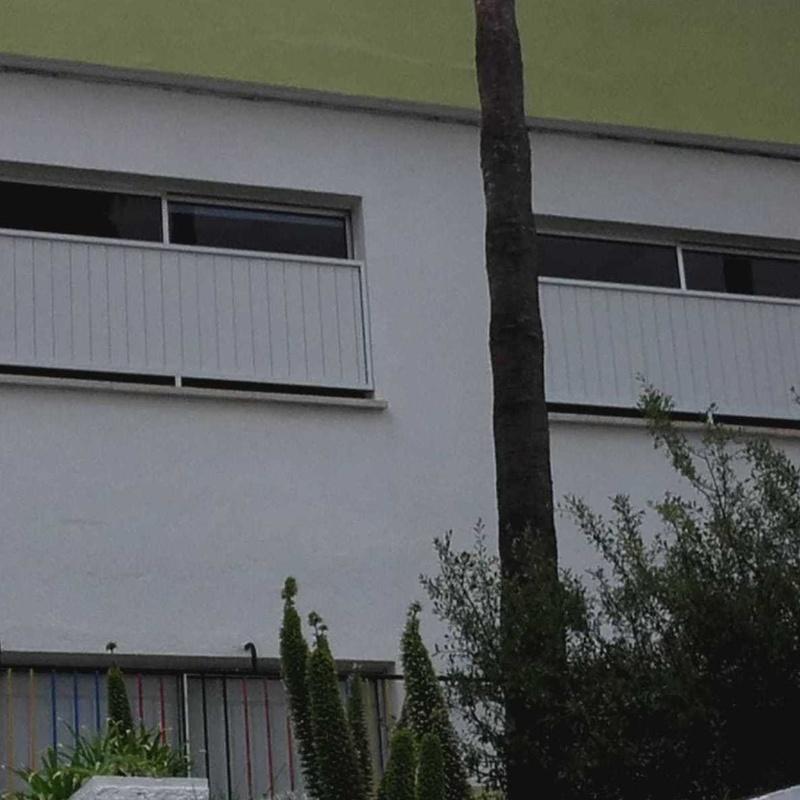 Ventanas: Carpintería  Aluminio Tenerife de Namiju Aluminios