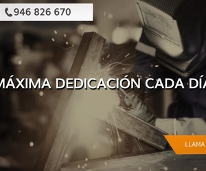 Empresa de soldadura en Berriz | Solper Soldaduras