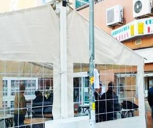 Cervecería con terraza en Sevilla