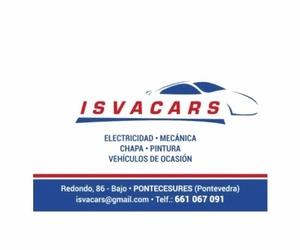 Galería de Taller mecánico en Puentecesures | Isvacars Talleres