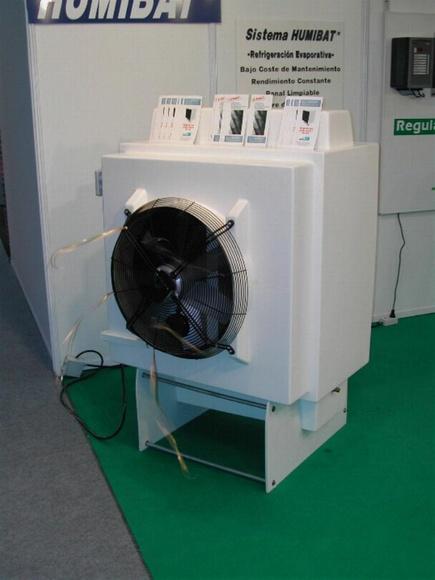 HUMIBAT P10 (Refrigeración Evaporativa)