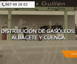 Gasóleo a domicilio en Albacete | Gasóleos Guillén