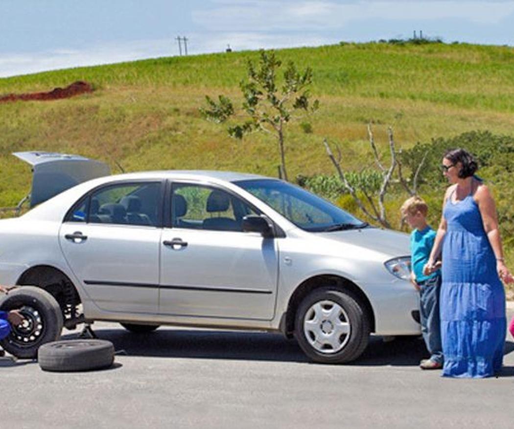Revisa bien tu coche antes de salir de viaje