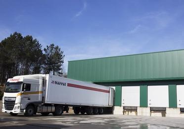 Transportes frigoríficos y multitemperatura