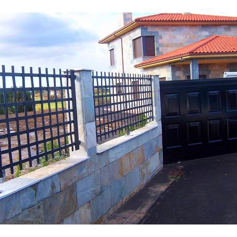 puertas de garaje Gijon