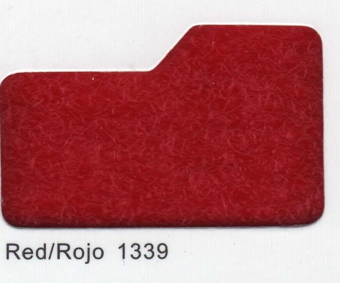Cinta de cierre Velcro-Veraco 20mm Rojo 1339 (Rizo).