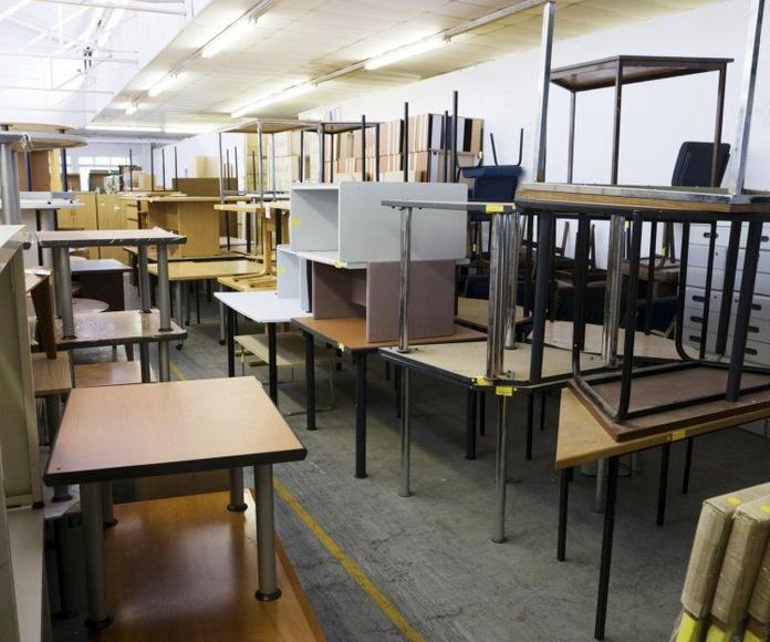 Montaje y Desmontaje de muebles: Servicios de Transportes y Mudanzas Antony