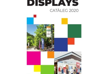 Catálogo Display 2020