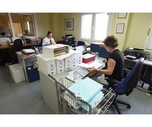 Empresa de custodia de archivos en Asturias