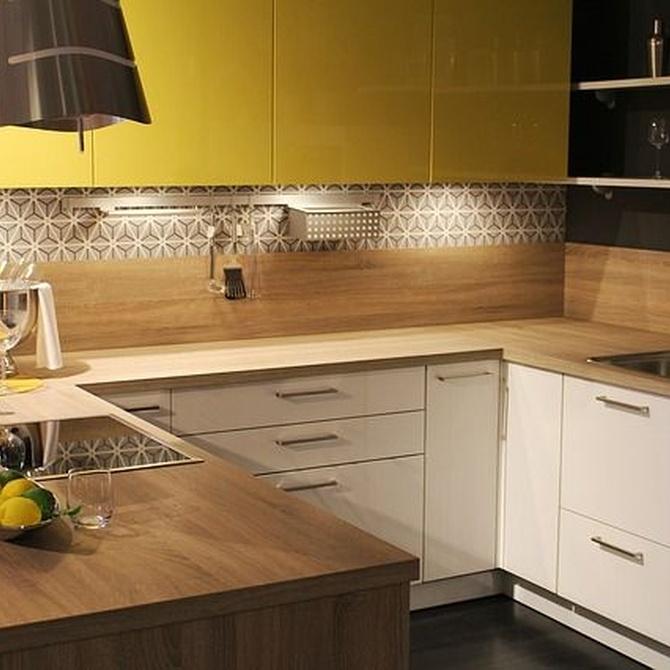 Ideas geniales para una cocina pequeña