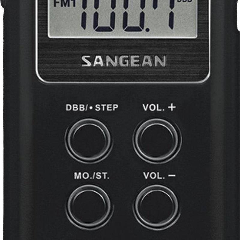 Sangean DT-120: Nuestros productos de Stereo Cadena Auto Radio Guadalajara