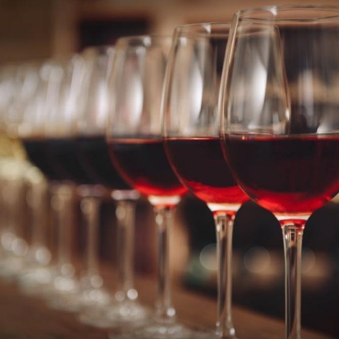 Los cinco tipos de vinos