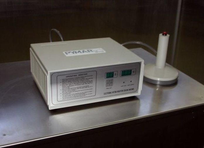 SELLADORA DE INDUCCIÓN MANUAL ITZD-IS-M130T: Catálogo de Maquinaria de Pymar