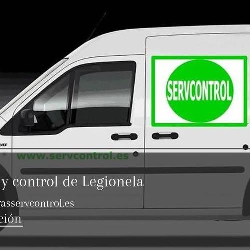 Control de plagas en Rivas - Servcontrol