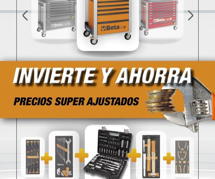 Carros de herramientas: Catálogos de Ferretería Henares 10