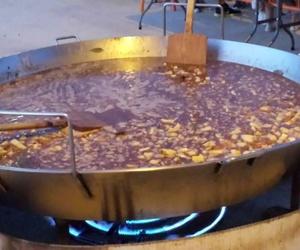 calderetas gigantes en Castilla y León