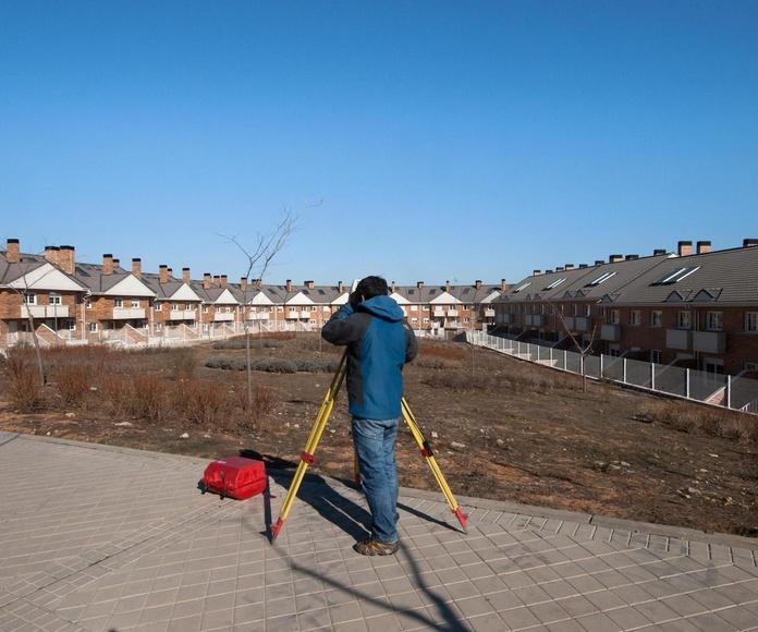 Proyectos y obras de Urbanismo y Edificación: Servicios de Estopcar