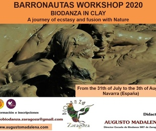 Barronautas Workshop. Biodanza in Clay 2020