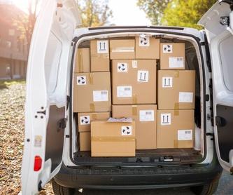 Mudanzas de objetos pesados: Servicios de Mudanzas Cortés