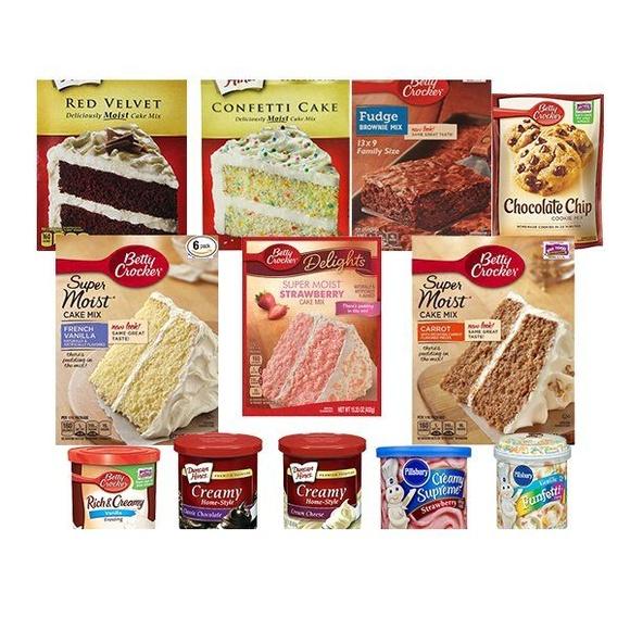 Repostería: Productos de American Flavor