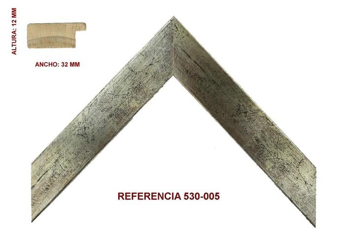 REF 530-005: Muestrario de Moldusevilla