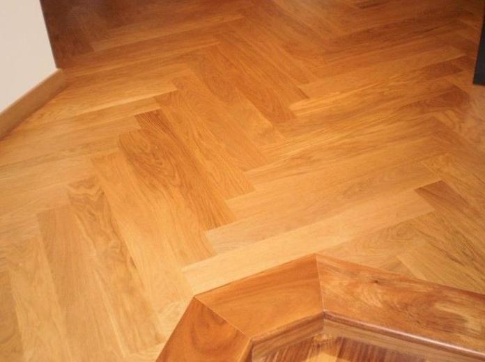 Suelos: Trabajos en madera de Carpintería San Andrés