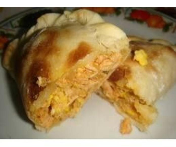 Empanada de Pollo: Nuestra Carta de Happy Burger