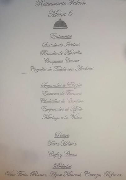 Restaurante San José de Valderas