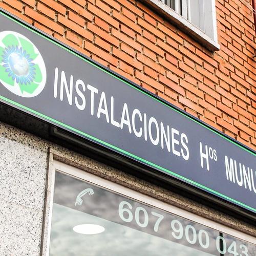 Presupuesto calderas Vaillant o Junkers en Madrid | Instalaciones Hermanos Munuera