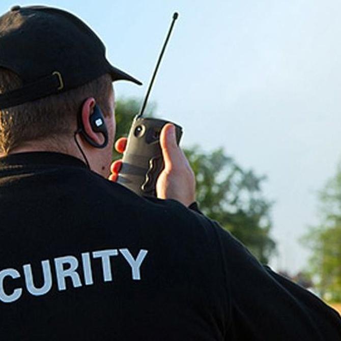 Requisitos médicos para los vigilantes de seguridad