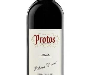 Oak red wine from Protos, Ribera del Duero