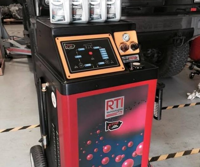 Conveniente cambiar el aceite de la caja cambios automática