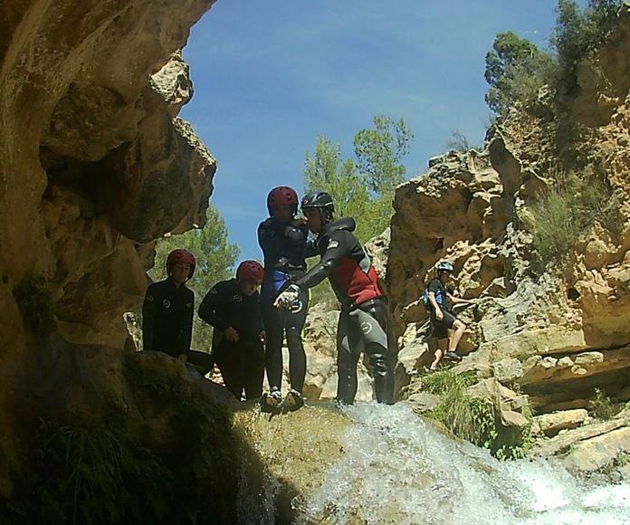 Campamentos de aventuras en verano: Servicios de ESCAPE AVENTURA