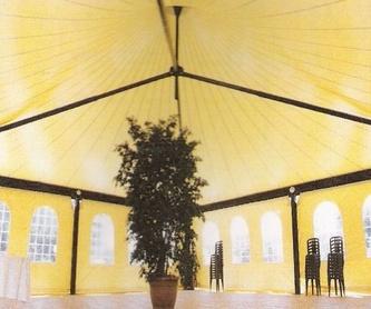 Practic 5 arcos: Productos y servicios de Toldos Majadahonda