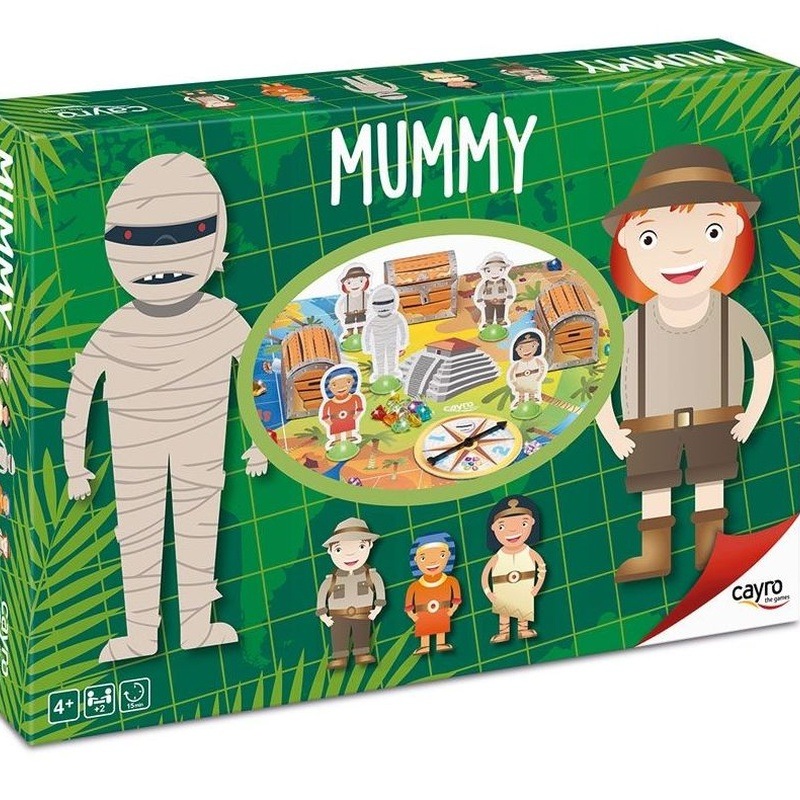 Mummy. Cayro