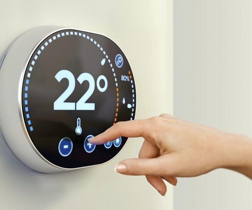 La gestión de la temperatura del aire acondicionado