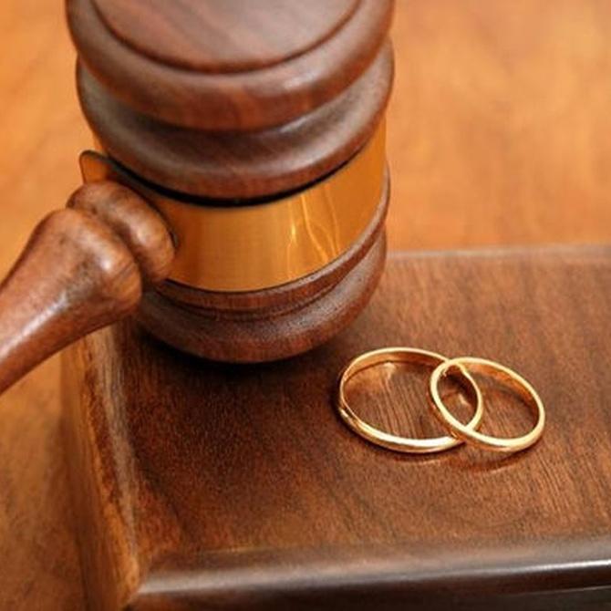 Dudas sobre la pensión alimenticia en un divorcio