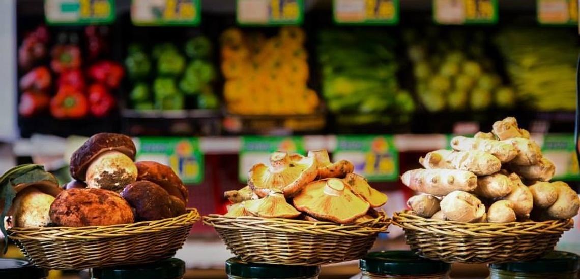 Frutas, verduras y carnes de primera calidad en Ávila