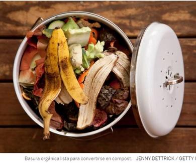 Multar por no compostar las sobras: ¿una solución fácil al problema de los desperdicios?