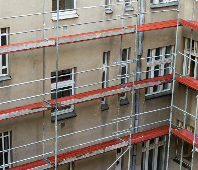 Mantenimiento de edificios: Servicios de reformas de Reformas Urgull